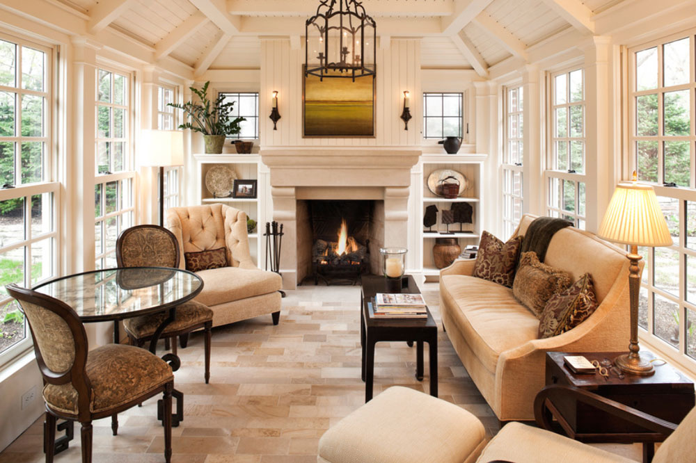 Contrast Between Modern and traditional Interior Designs